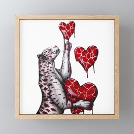 Love Collector Framed Mini Art Print