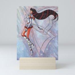 Super Cosmic Sailor Mars Mini Art Print