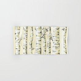 Silver Birch Hand & Bath Towel