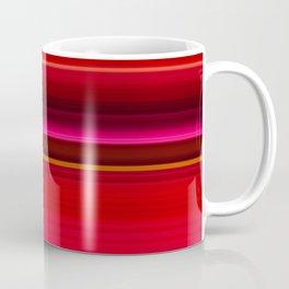 Red Leaf Plant Coffee Mug
