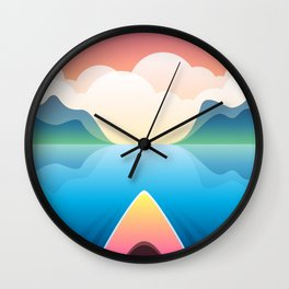 A weekend to be remembered -series II.- Wall Clock