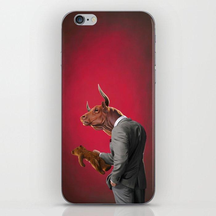Bull iPhone Skin