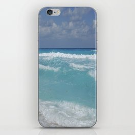 Carribean sea 3 iPhone Skin