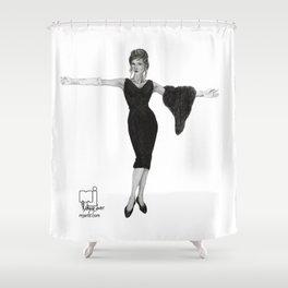 fashion_1959 Shower Curtain