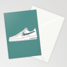 PAINT ON SNEAKER [03] Stationery Cards