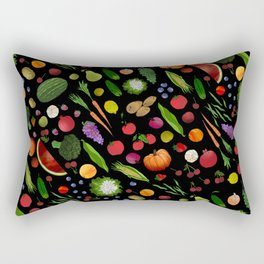 Farmers Market Rectangular Pillow