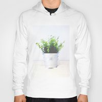 plant Hoodies featuring Plant by Danny Ivan