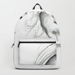 sad gurl Backpack