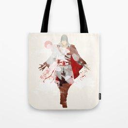 Assassins Creed: Ezio Auditore da Firenze Tote Bag