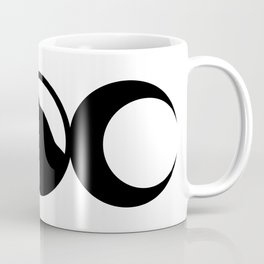 Black Cat Society II Coffee Mug
