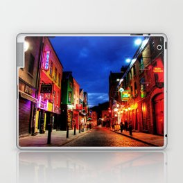temple bar Laptop & iPad Skin