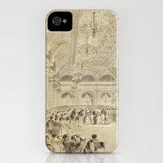 Grand Ball Hotel De Ville Paris iPhone (4, 4s) Slim Case
