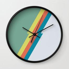 spring rock Wall Clock