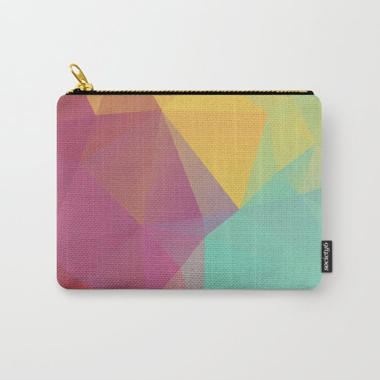 Geometric XI Carry-All Pouch