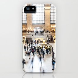 Grand Central Station New York City iPhone Case