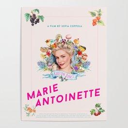 Marie Antoinette alternative movie poster Poster