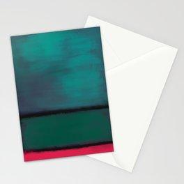 Rothko Inspired #8 Stationery Cards