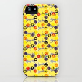 5 Dibas iPhone Case