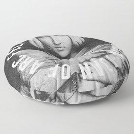 Joan of Arc Floor Pillow