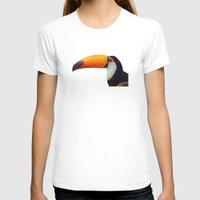 toucan T-shirts featuring Toucan by emegi