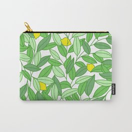 Lemon tree in day light pattern Carry-All Pouch