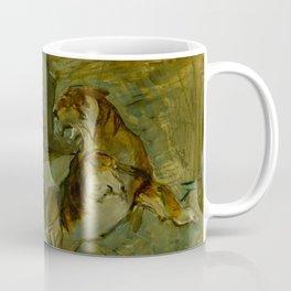 """Henri de Toulouse-Lautrec """"Allégorie. Le printemps de la vie"""" Coffee Mug"""