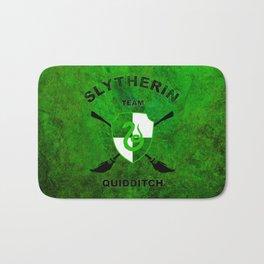 Slytherin Quidditch Team Bath Mat