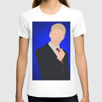 how i met your mother T-shirts featuring Barney Stinson - How I Met Your Mother by Tom Storrer