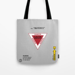 Eject! EjeCT!! EJECT!!! Tote Bag