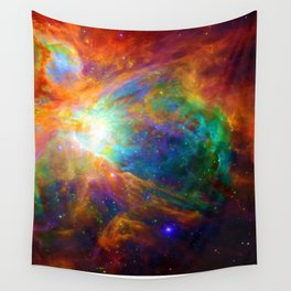 Orion Chaos Wall Tapestry
