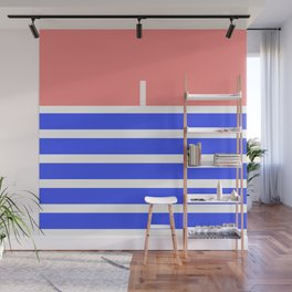sailor design Wall Mural