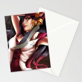 Warring Kingdoms Katarina Stationery Cards