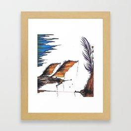 Jungle Sniper Framed Art Print