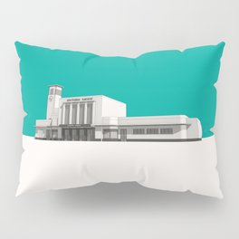 Surbiton Station Pillow Sham