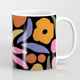 Floral eleven Coffee Mug