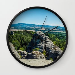 Landcape Wall Clock