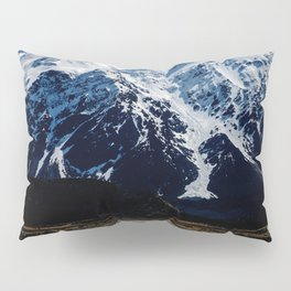 Mountain road Pillow Sham