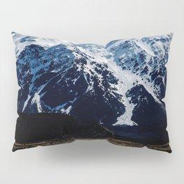 Mountain road Pillow Sham
