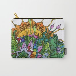 Runcible Sunrise Carry-All Pouch