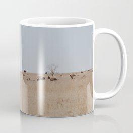 Bison on the Tallgrass Coffee Mug