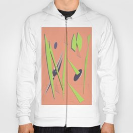 80s Shapes, Colors and Space Hoody