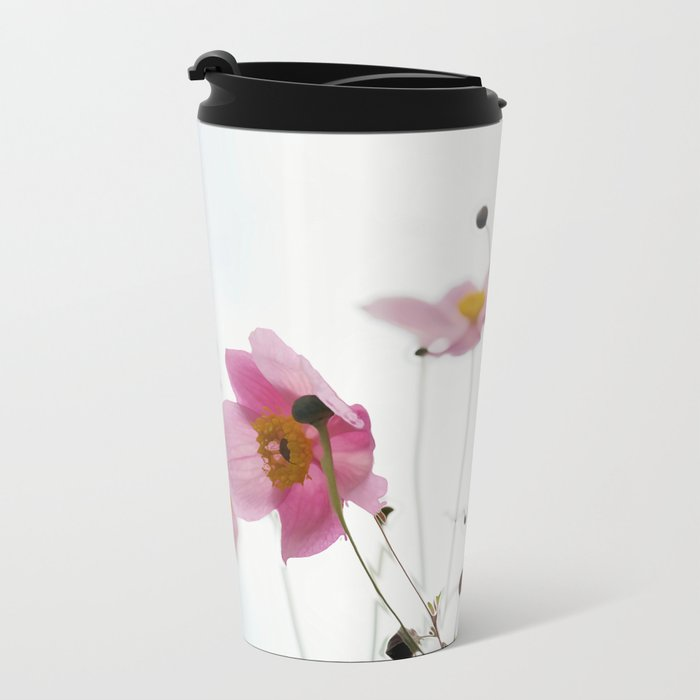 Simplicity Metal Travel Mug