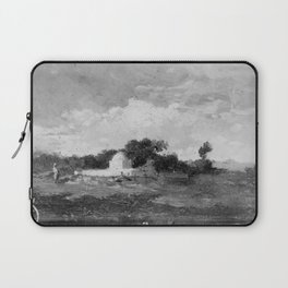 Maria Fortuny - Tomb in North Africa Laptop Sleeve