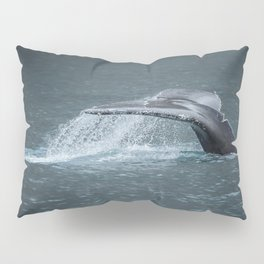 Whale Tail Pillow Sham