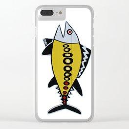 Tuna Clear iPhone Case