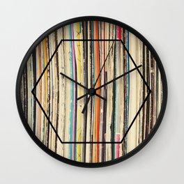 Modern Music Wall Clock