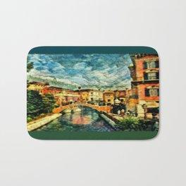 Keldjir Canal Bath Mat