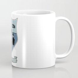 Sherlock Coat of Arms Coffee Mug