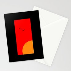 It's Just Another Day Stationery Cards