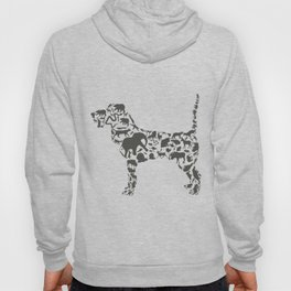 Dog an animal Hoody